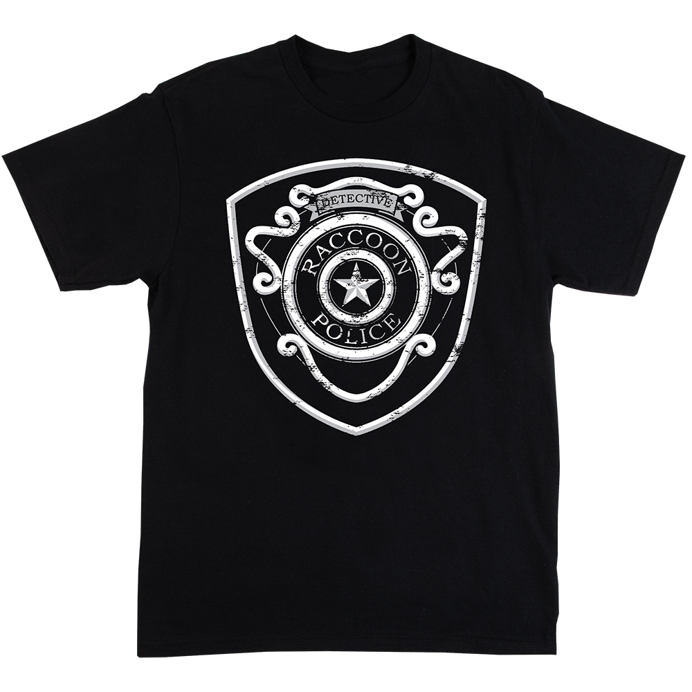 Resident Evil Raccoon City Police Badge Tee