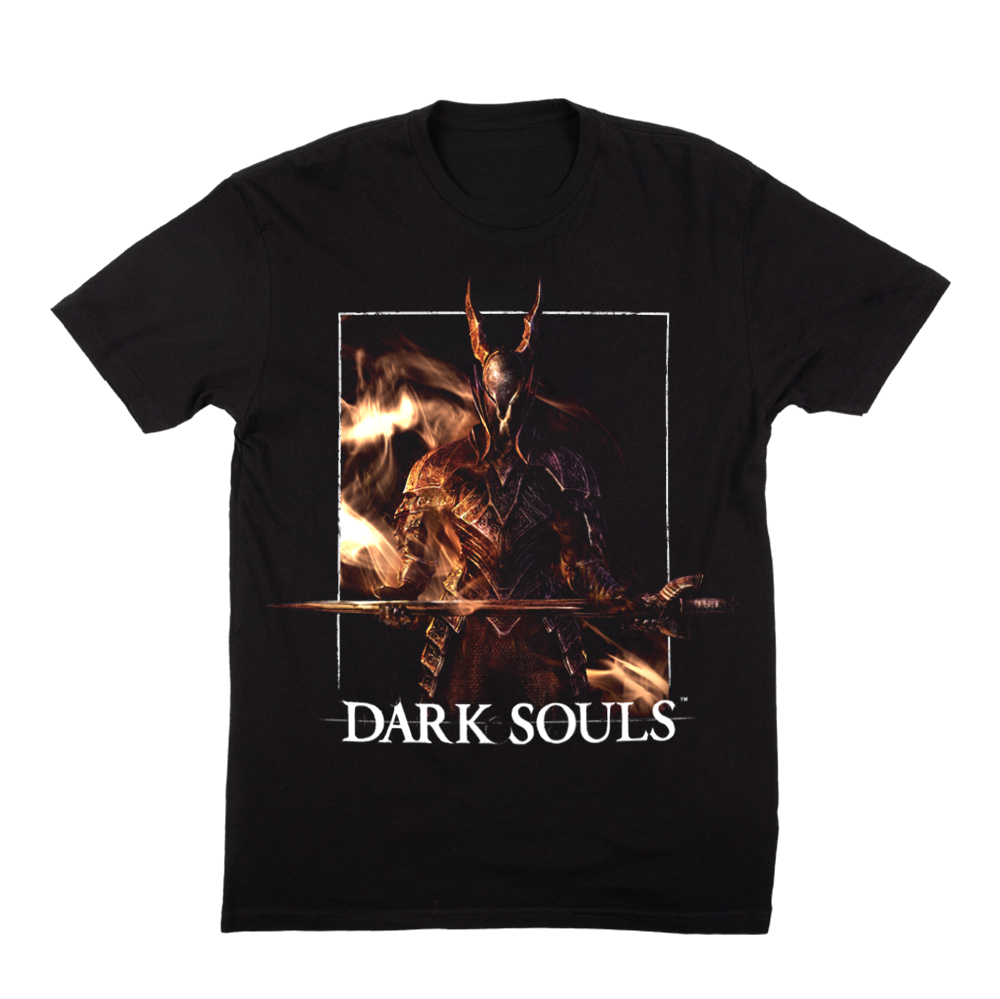 Dark Souls Black Knight Tee