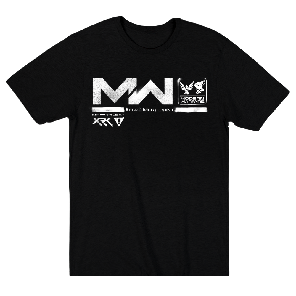 Modern Warfare Icons Tee