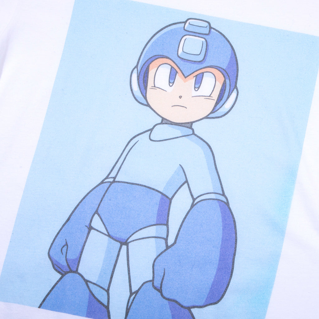 Mega Man Blue Box Tee