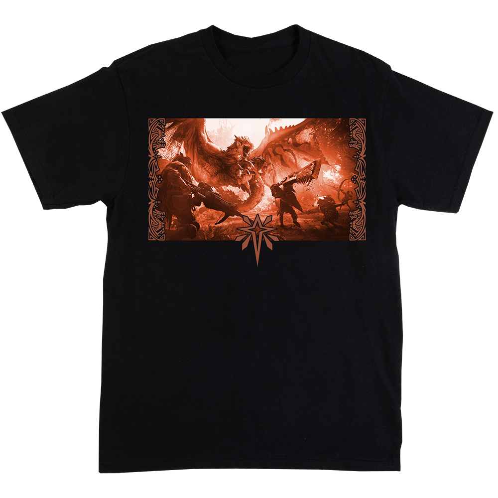 Monster Hunter Battle Tee