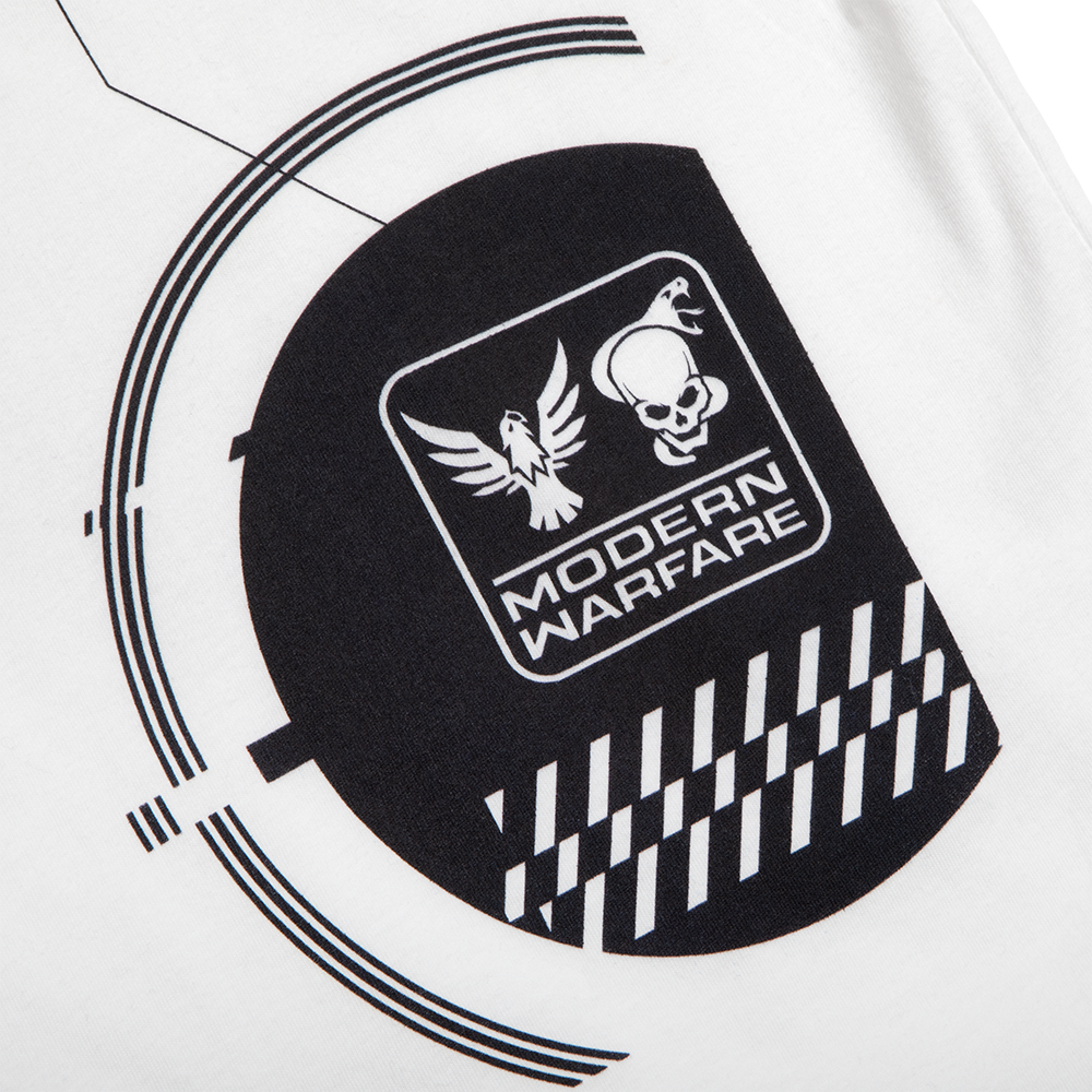 Call of Duty: Modern Warfare XRK White Tee