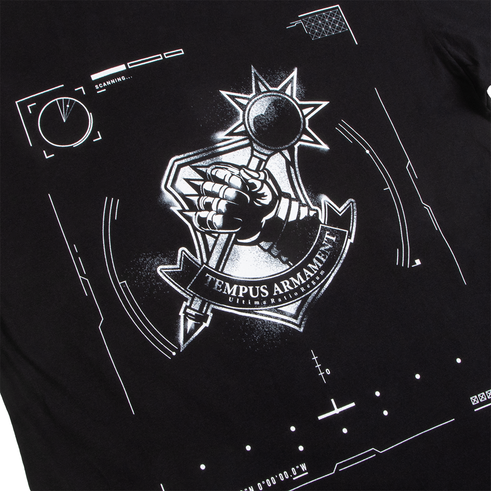 Call of Duty: Modern Warfare Badge Black Tee