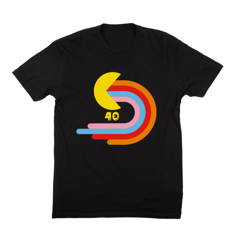 Pac-Man 40th Tee