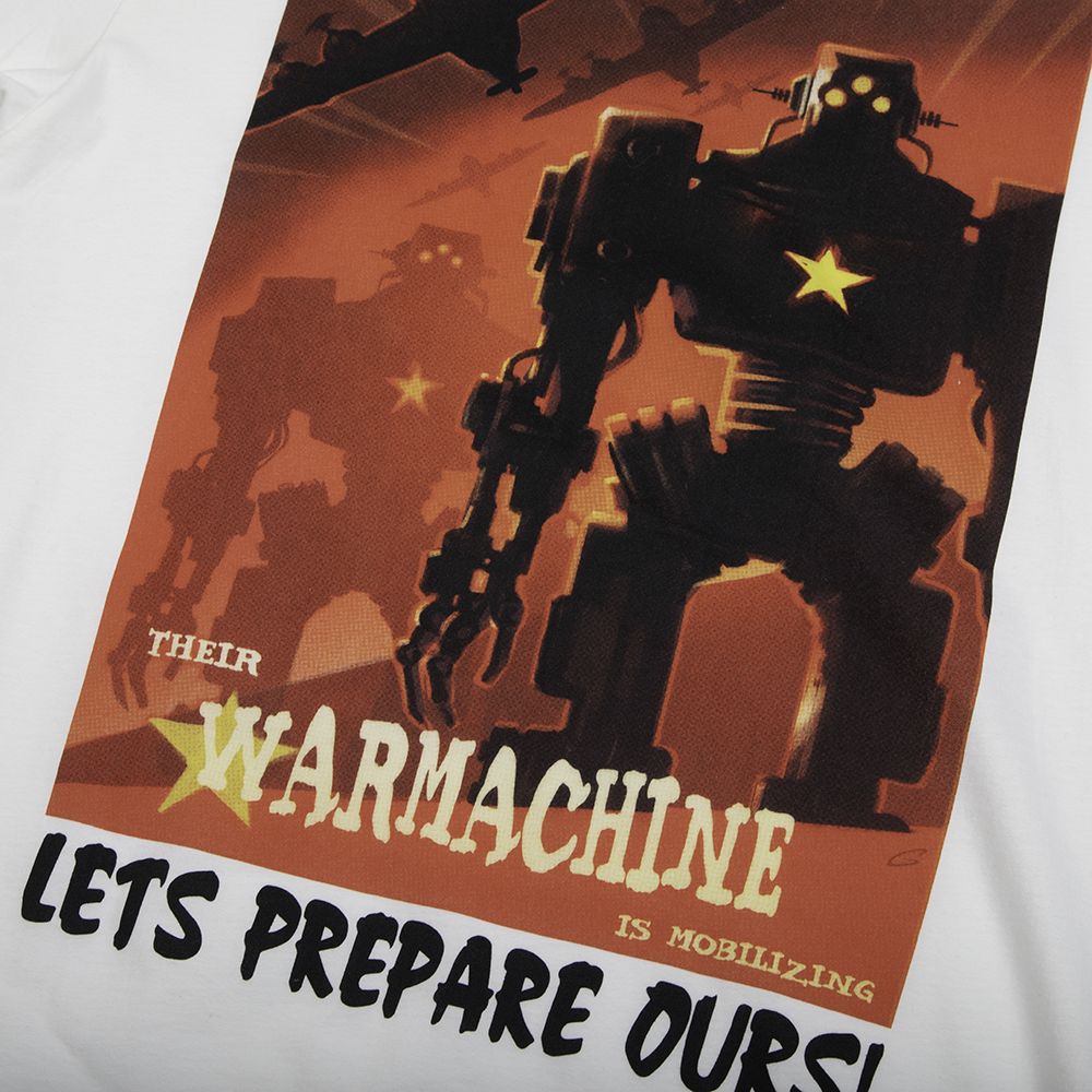 Fallout War Machine Tee