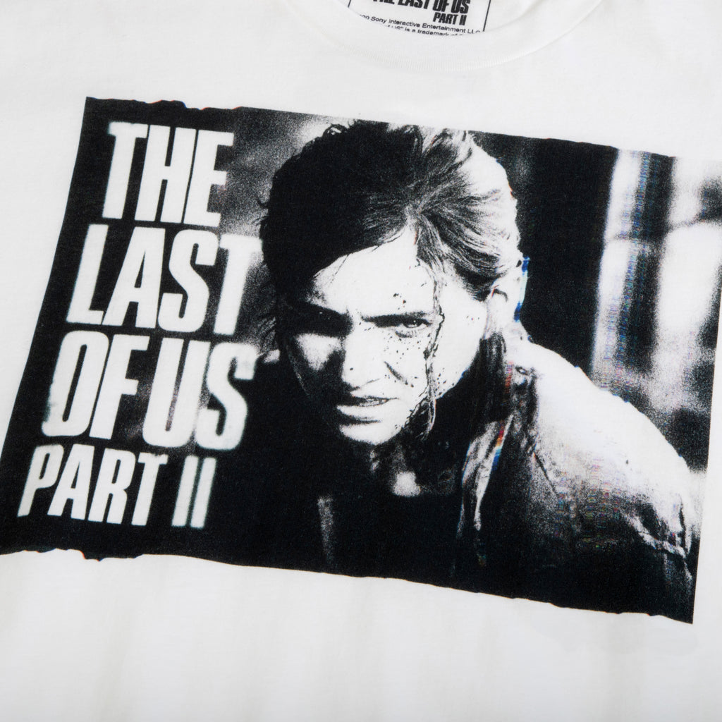 The Last of Us Part II White Tee