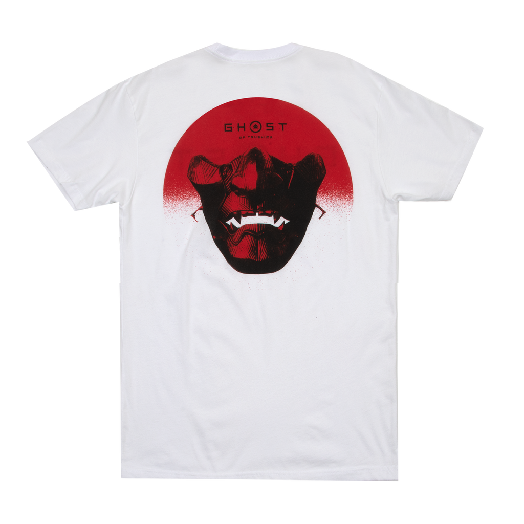 The Ghost of Tsushima Mask Tee