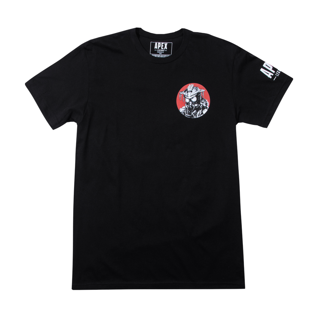Apex Legends Bloodhound Black Tee