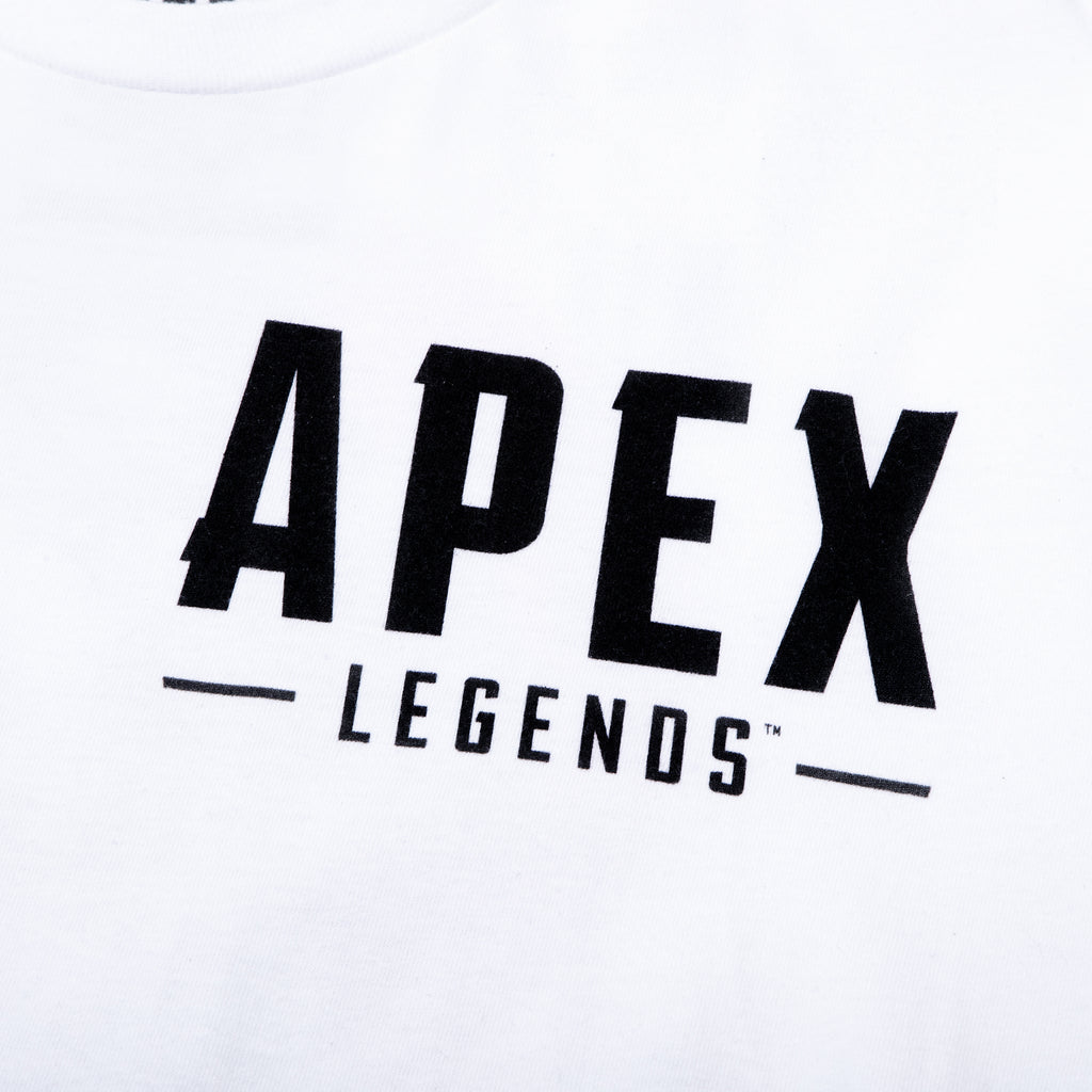 Apex Legends Gibraltar White Tee