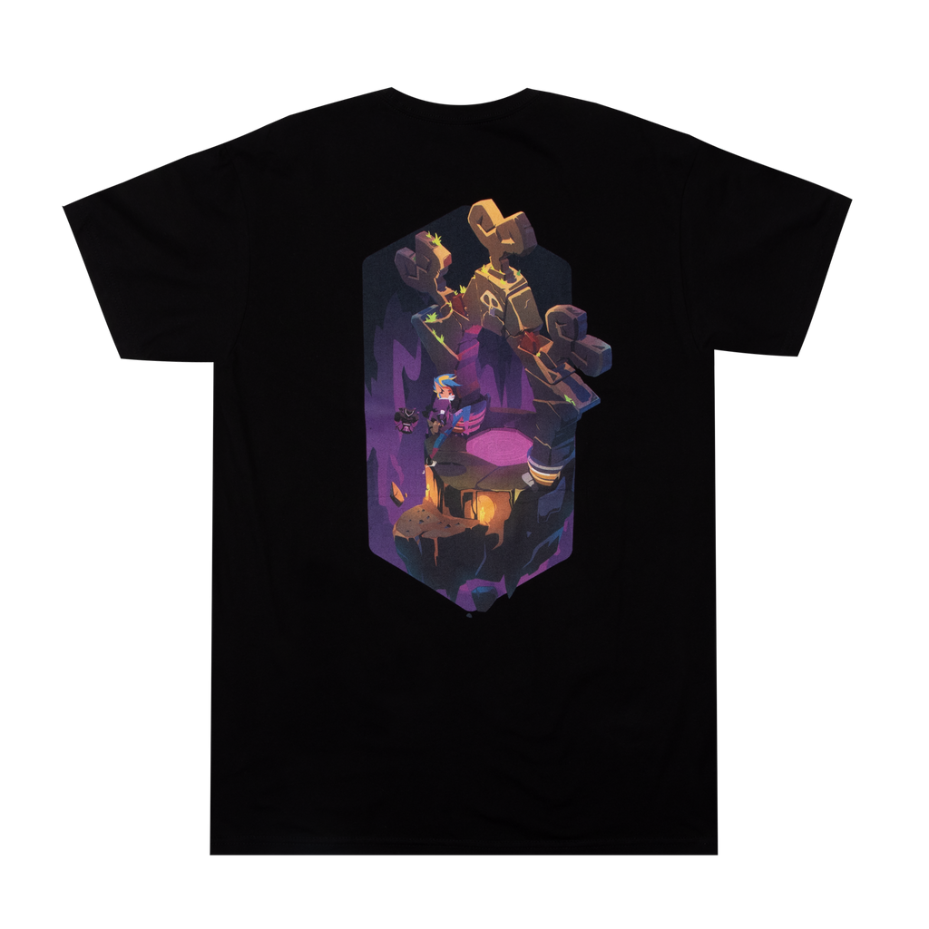 Crash Bandicoot 4: It's About Time Tawna Black Tee