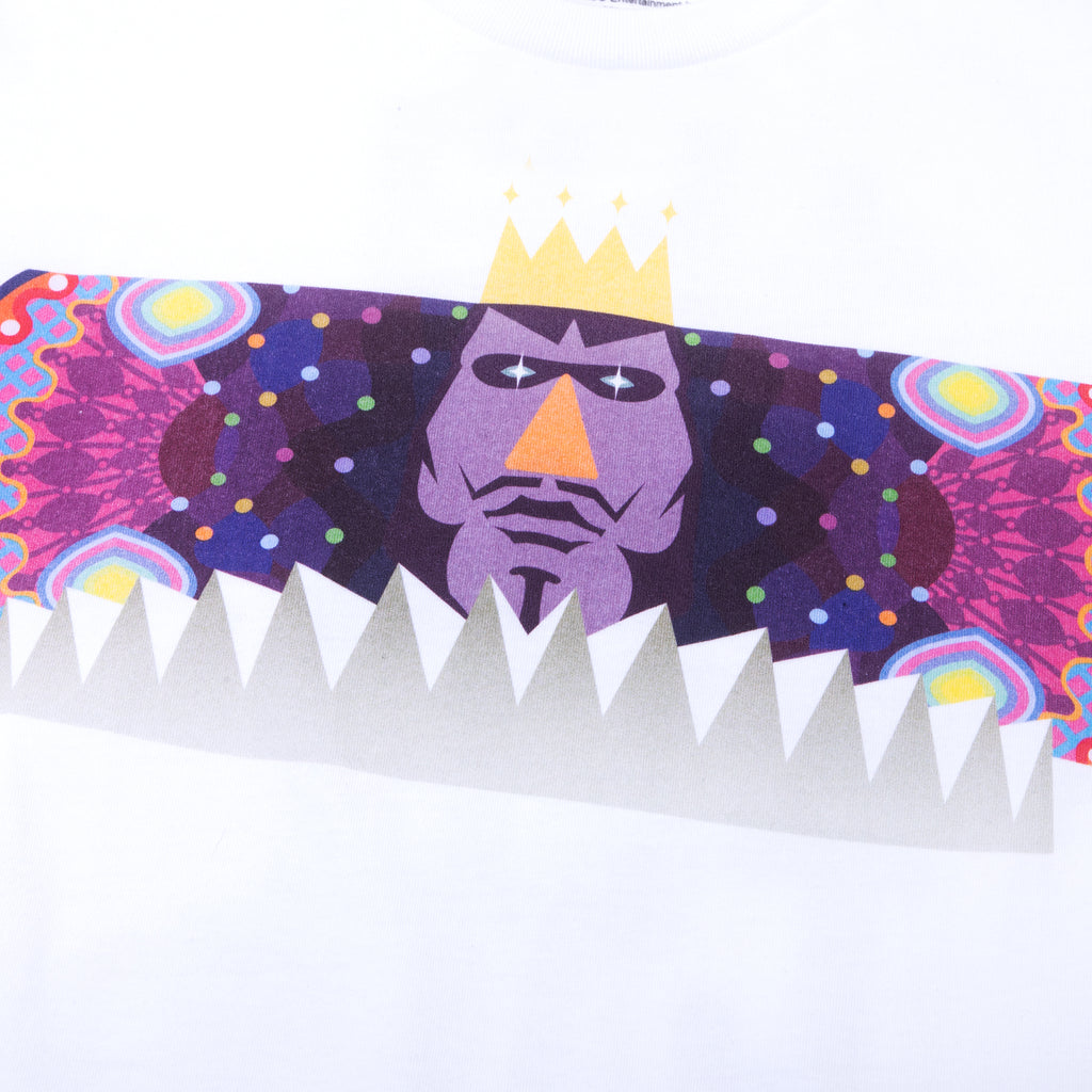 Katamari King of the Cosmos White Tee