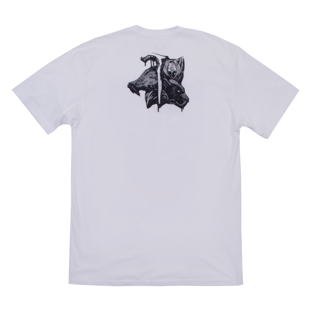 Devil May Cry V Nameless One White Tee