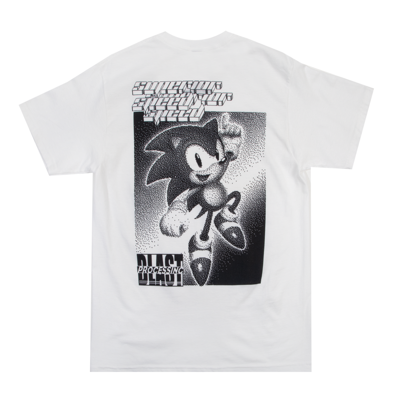 Sonic Mania Sonic the Hedgehog White Tee