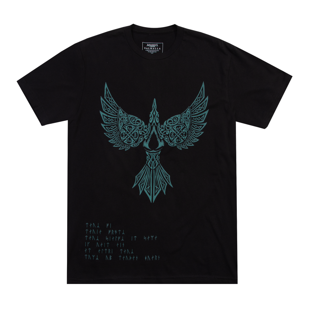 Assasin's Creed Valhalla Raven Tee