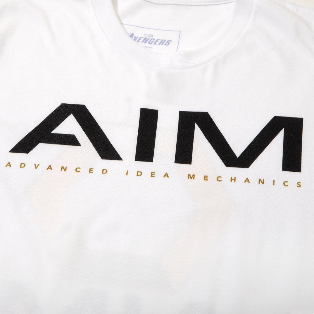 Marvel Avengers AIM White Tee