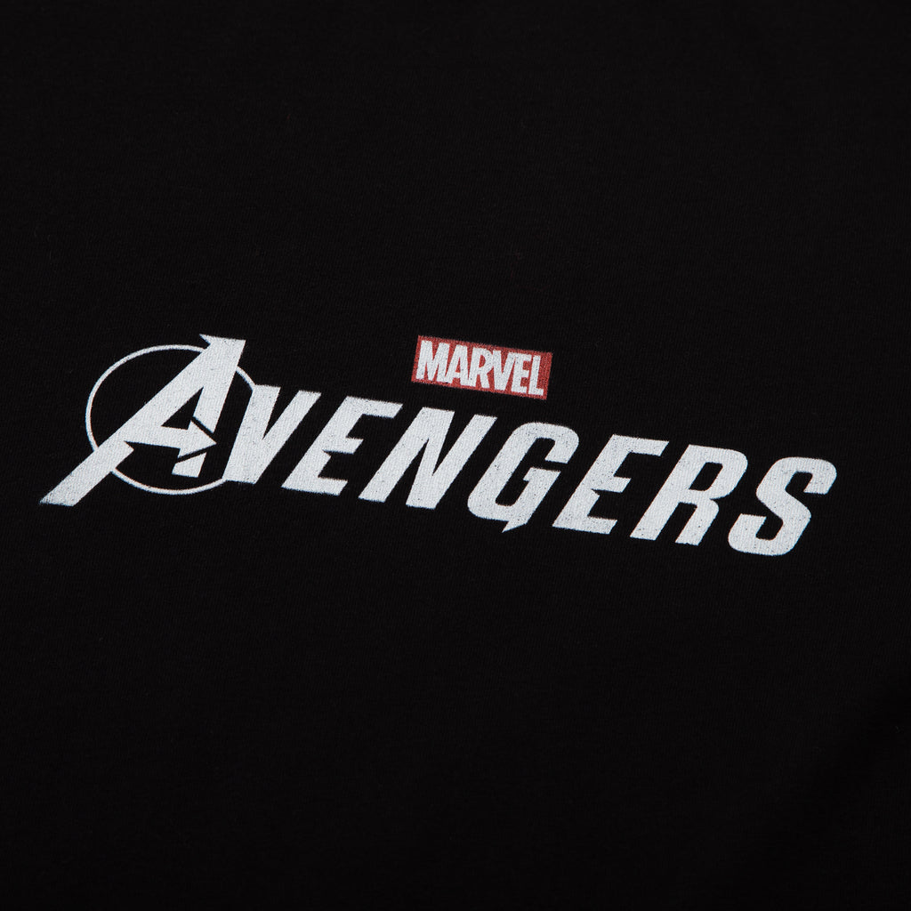 Marvel Avengers Black Tee