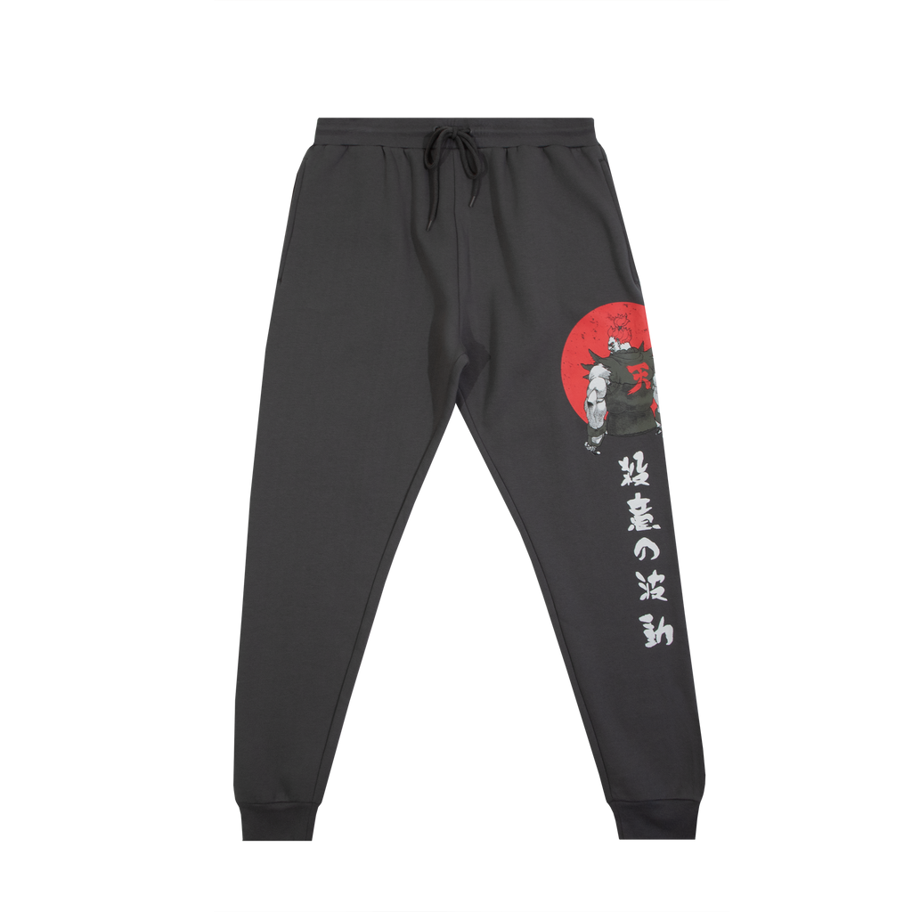Street Fighter Charcoal Joggers