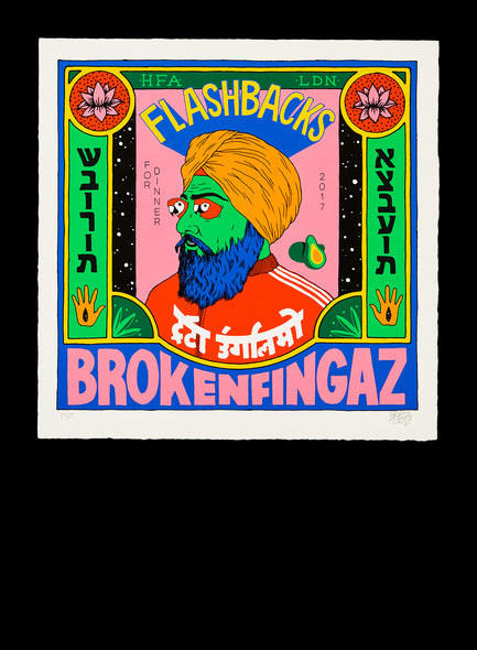Brokenfingaz – Flashbacks