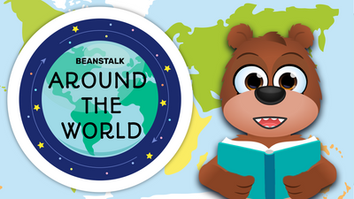 Sam the Bear Goes Around the World - Beanstalk.co