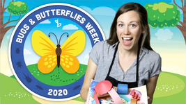 Live From Butterfly Pavilion - Let's Meet a Butterfly Expert! Online Video