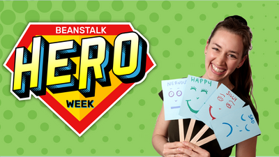 Let's Meet a Kid Hero! - Beanstalk.co