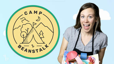 Camp Beanstalk Flags - All Ages