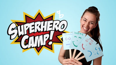 Everyday Superheroes - Ages 3-6