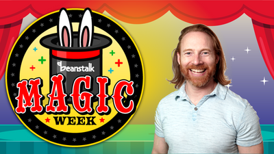Let's Meet a Real Magician! - Beanstalk.co