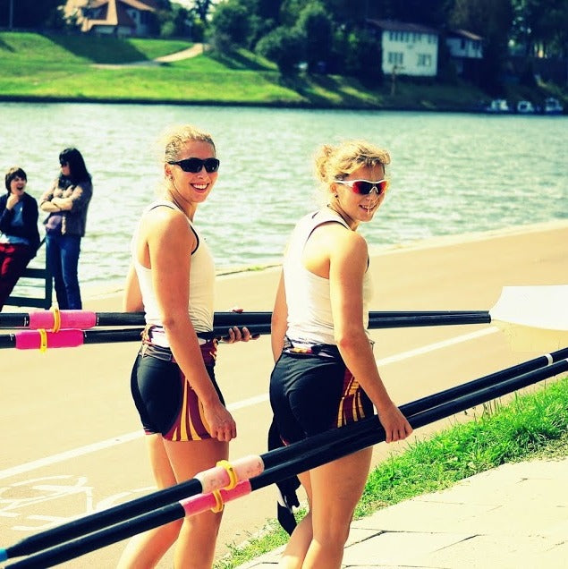 TOP 5 Reasons why you should date a female rower!