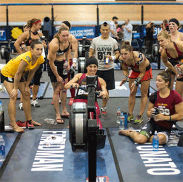 Indoor rowing, is this the latest fitness trend?