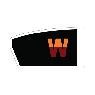 Wayland-Weston High School Crew (Old Design) Sticker