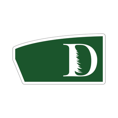 Ever Green Boat Club (Dartmouth Alumni) Sticker