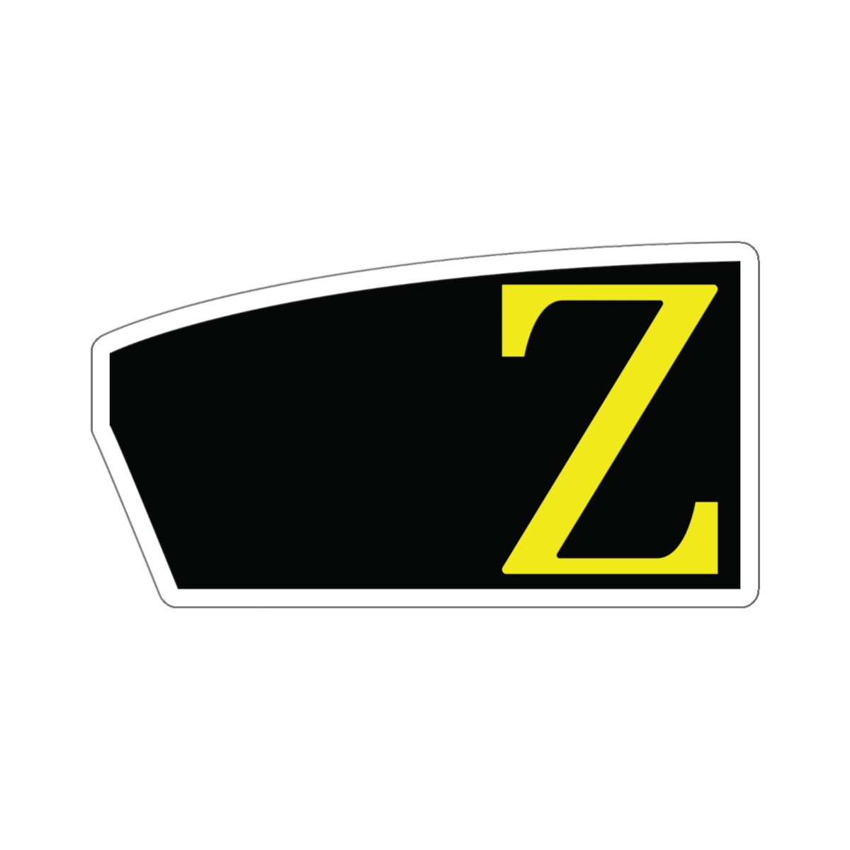 ZLAC Rowing Club Sticker