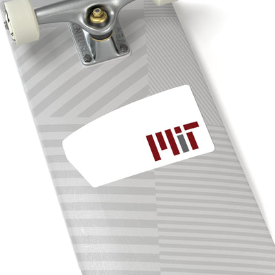 Massachusetts Institute of Technology Rowing Club (MIT RC) Sticker