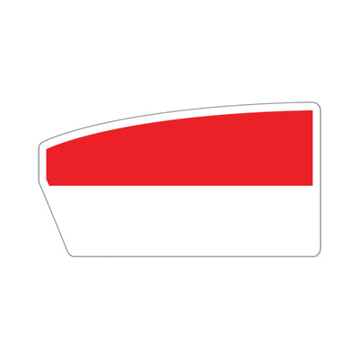 Milton High School _ Neponset Rowing Club Sticker