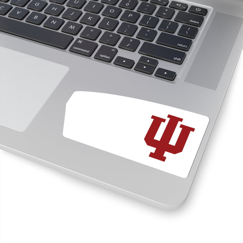 Indiana University-Women Sticker
