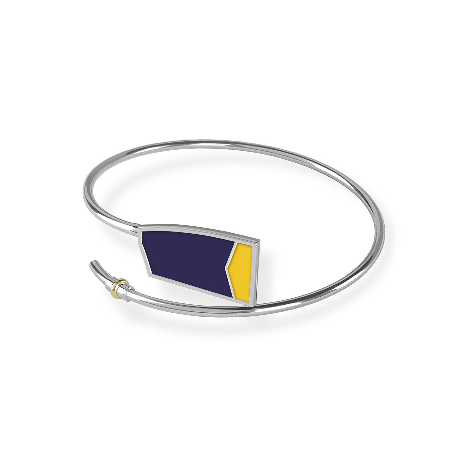 BCC Oar Bracelet - Strokeside Designs Rowing jewelry- Rowing Gifts Ideas- Rowing Coach Gifts