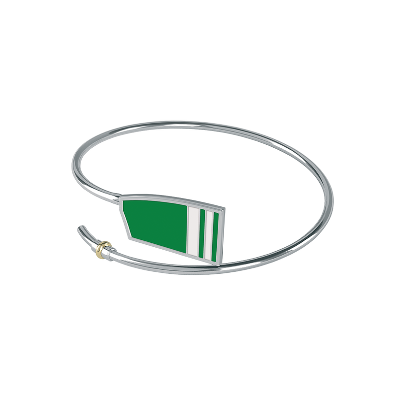 Rowing Custom Bent Oar Bracelet - Melbourne HS Boys&Girls