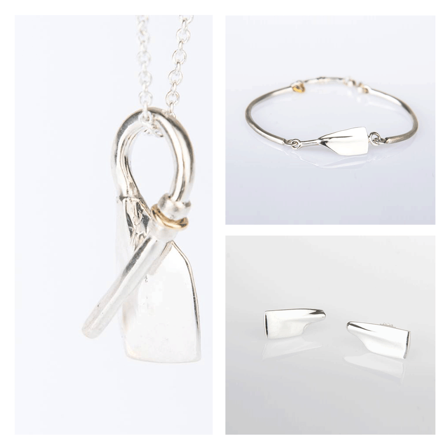 Rowing Jewelry: Elite Women's Set