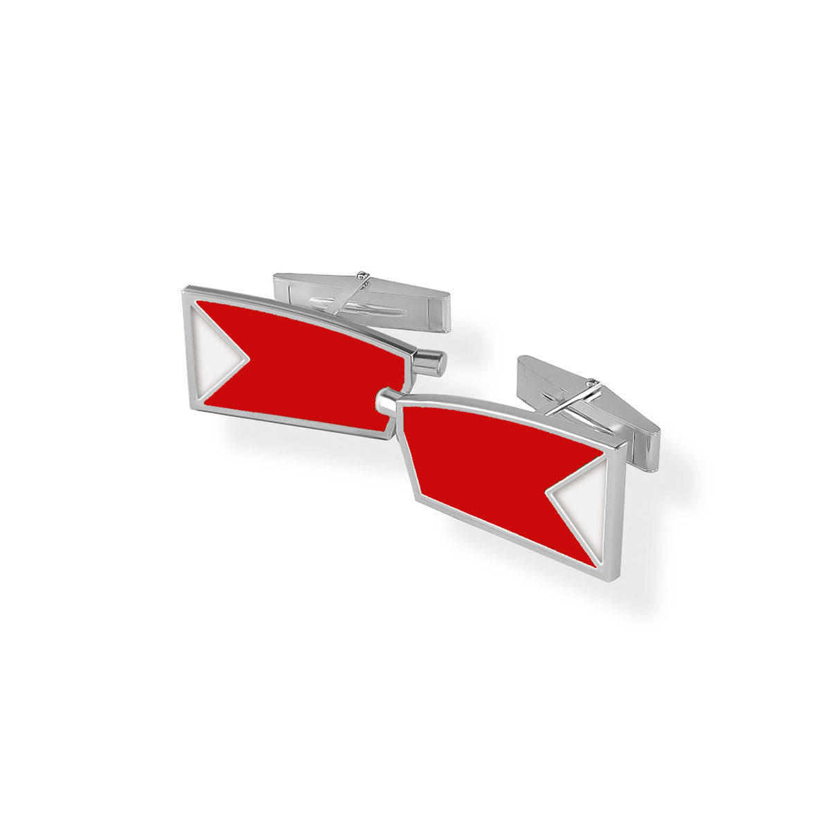 Rowing Custom Oar Cufflinks - MARIN - Strokeside Designs Rowing jewelry- Rowing Gifts Ideas- Rowing Coach Gifts