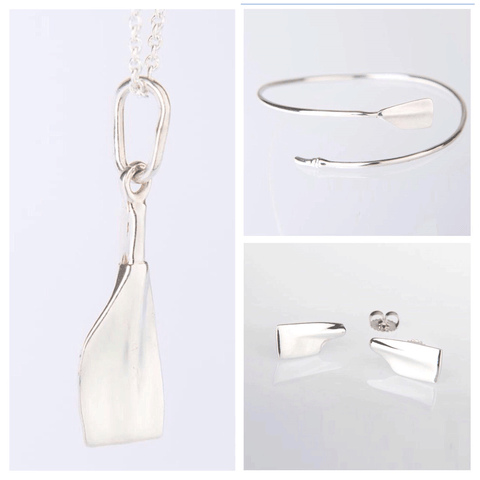 Rowing Jewelry: Collegiate Women's Set