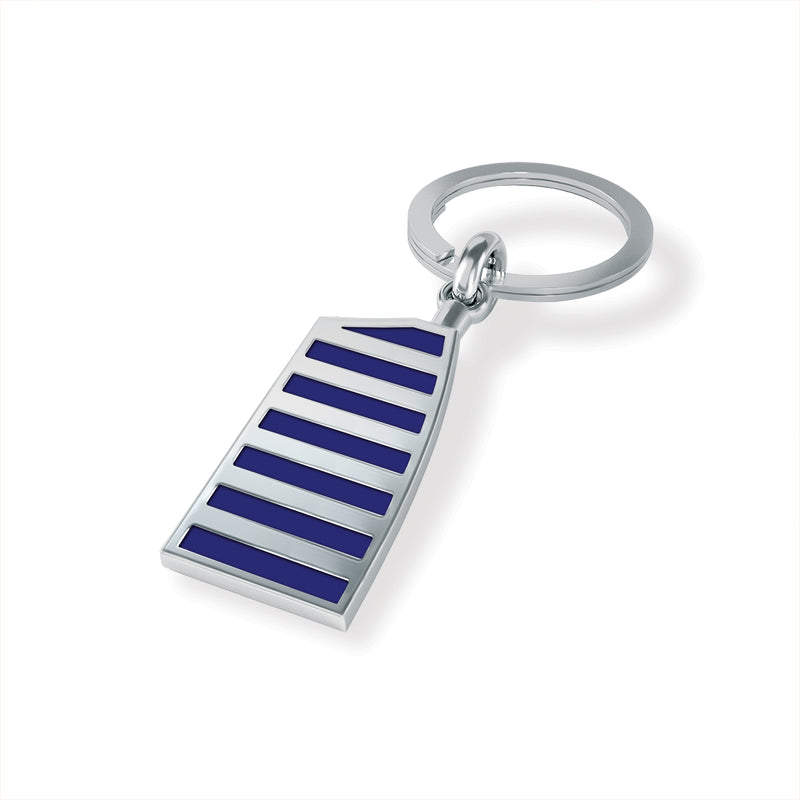 Riverside Oar Key Chain