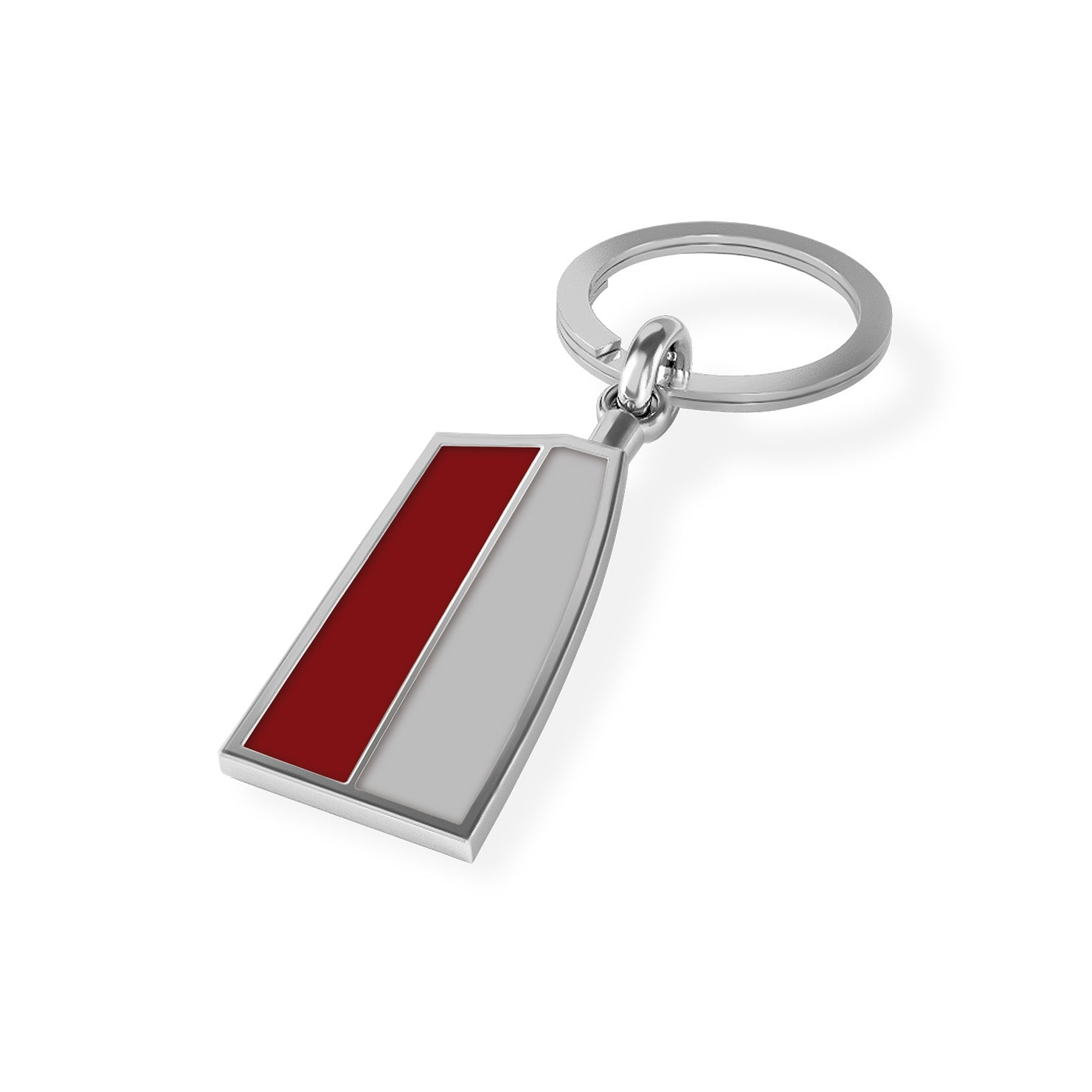 Vesper Key Chain - Strokeside Designs Rowing jewelry- Rowing Gifts Ideas- Rowing Coach Gifts