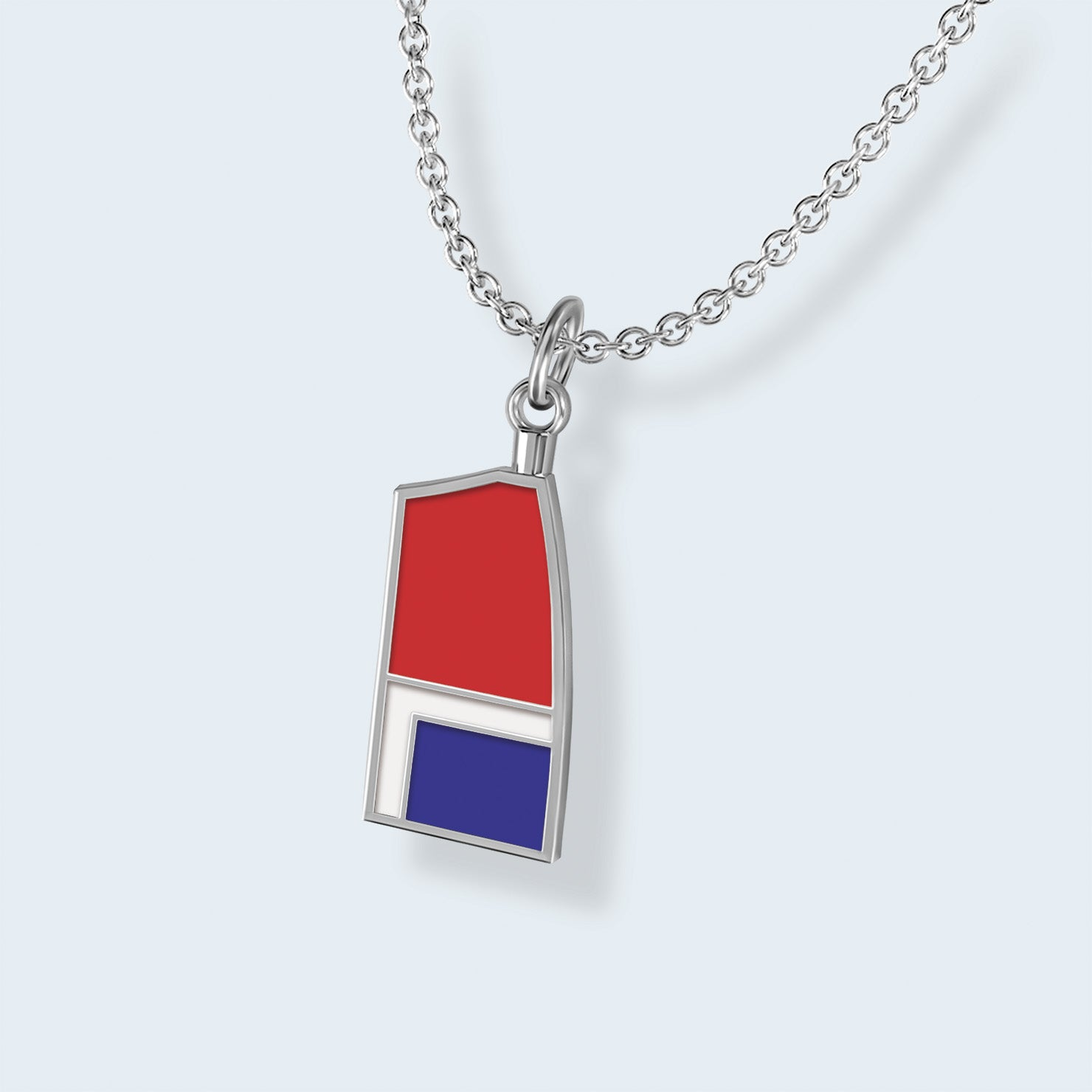 LLRC Pendant - Strokeside Designs Rowing jewelry- Rowing Gifts Ideas- Rowing Coach Gifts