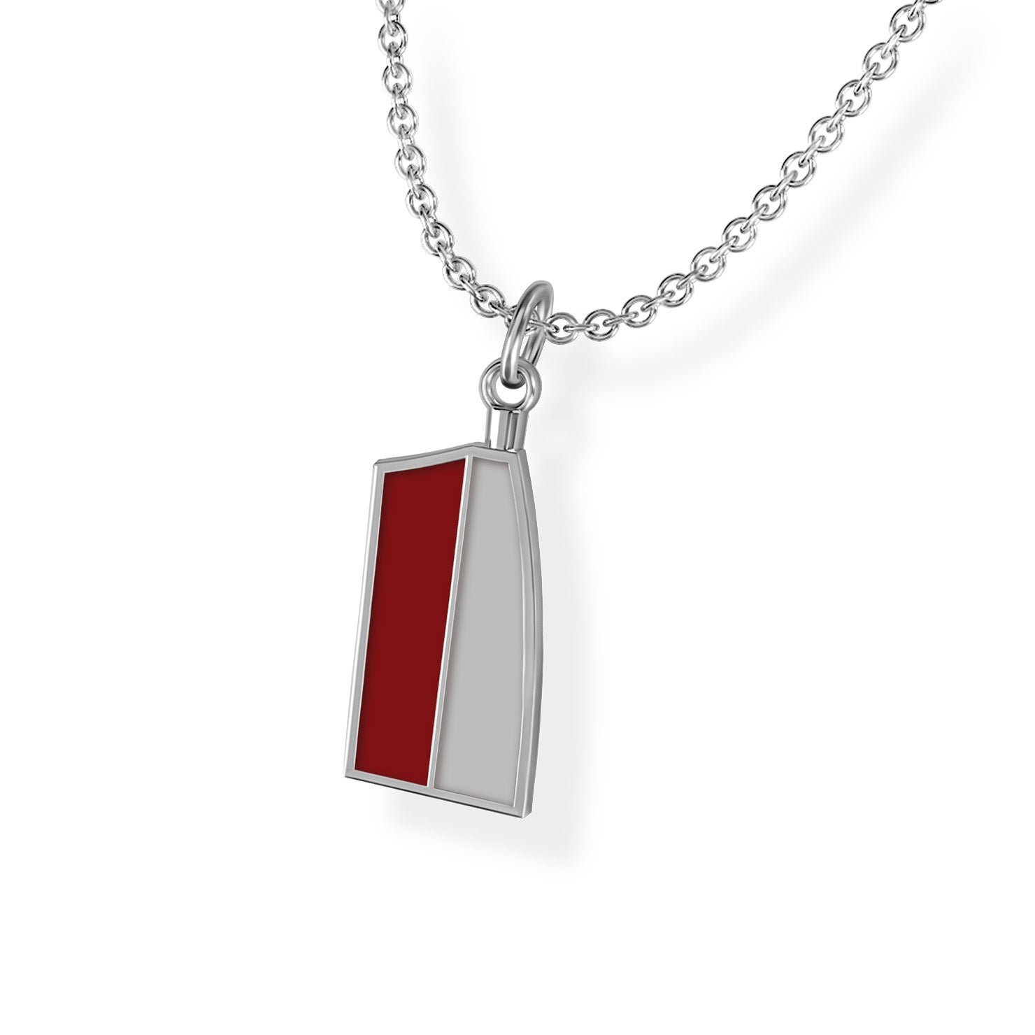 Vesper Pendant - Strokeside Designs Rowing jewelry- Rowing Gifts Ideas- Rowing Coach Gifts