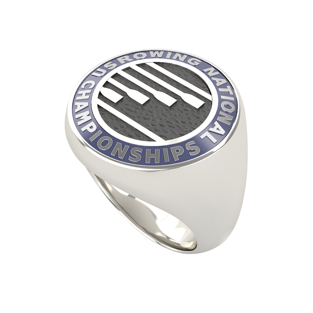 USRowing National Championships Ring