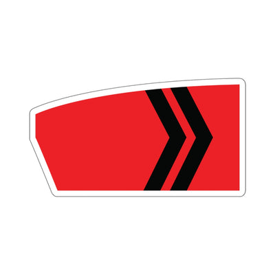 Wesleyan University-Men _ Women Sticker