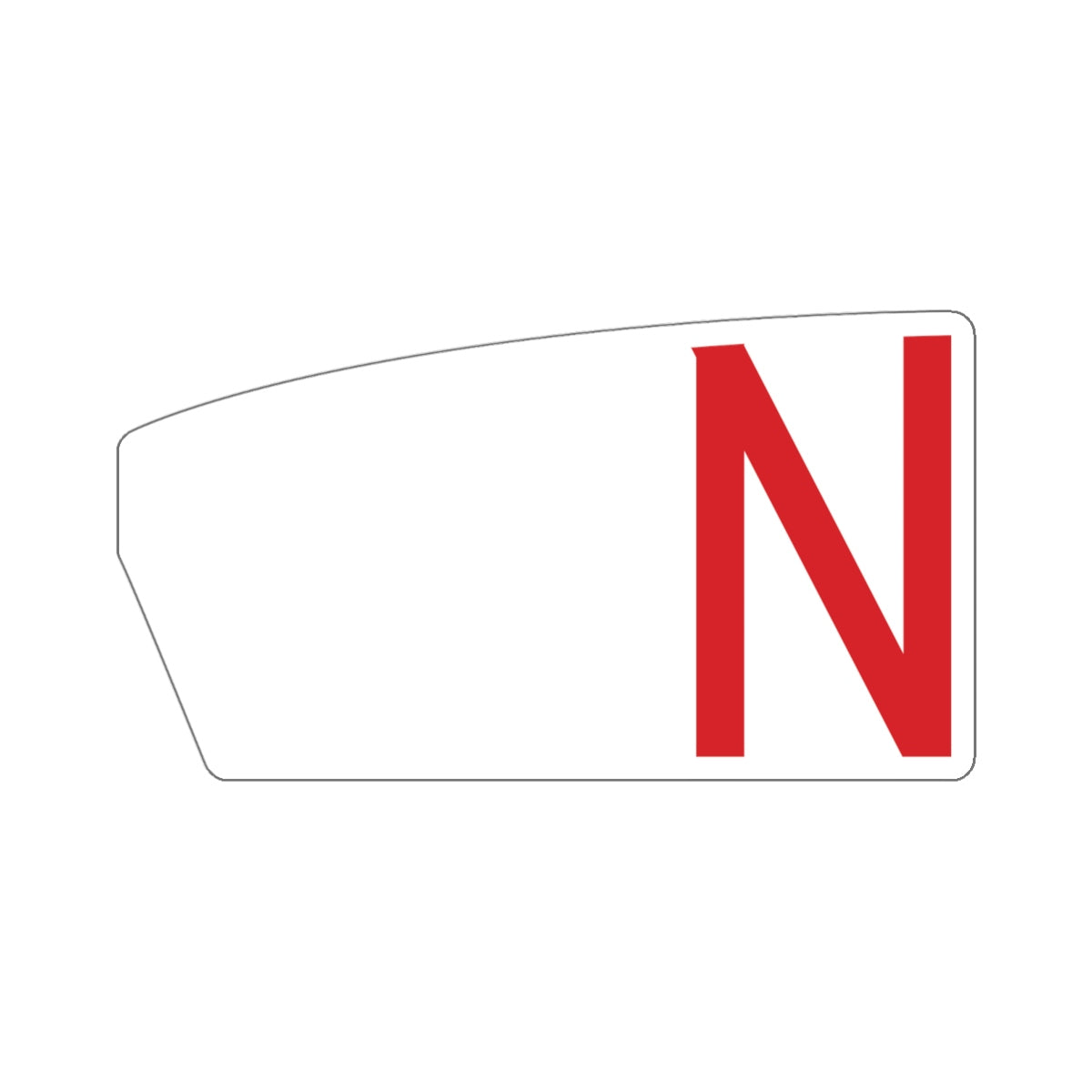 Niskayuna High School Sticker