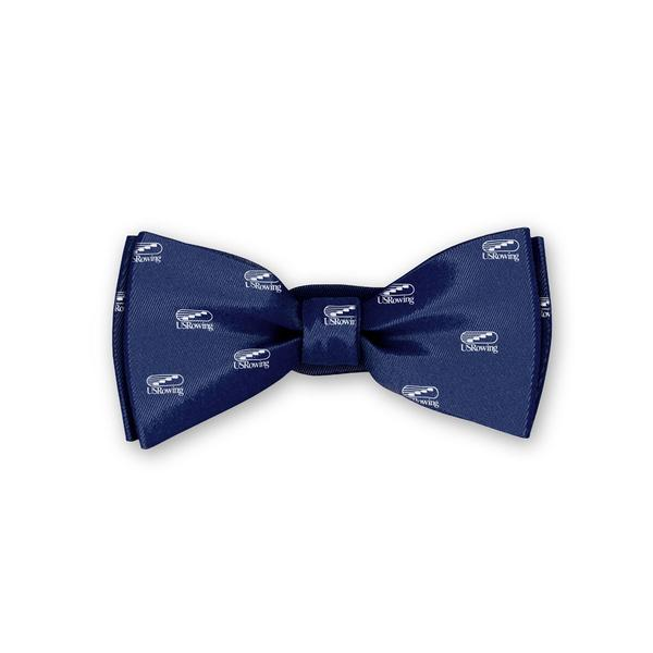 USRowing Bow Tie - Strokeside Designs Rowing jewelry- Rowing Gifts Ideas- Rowing Coach Gifts