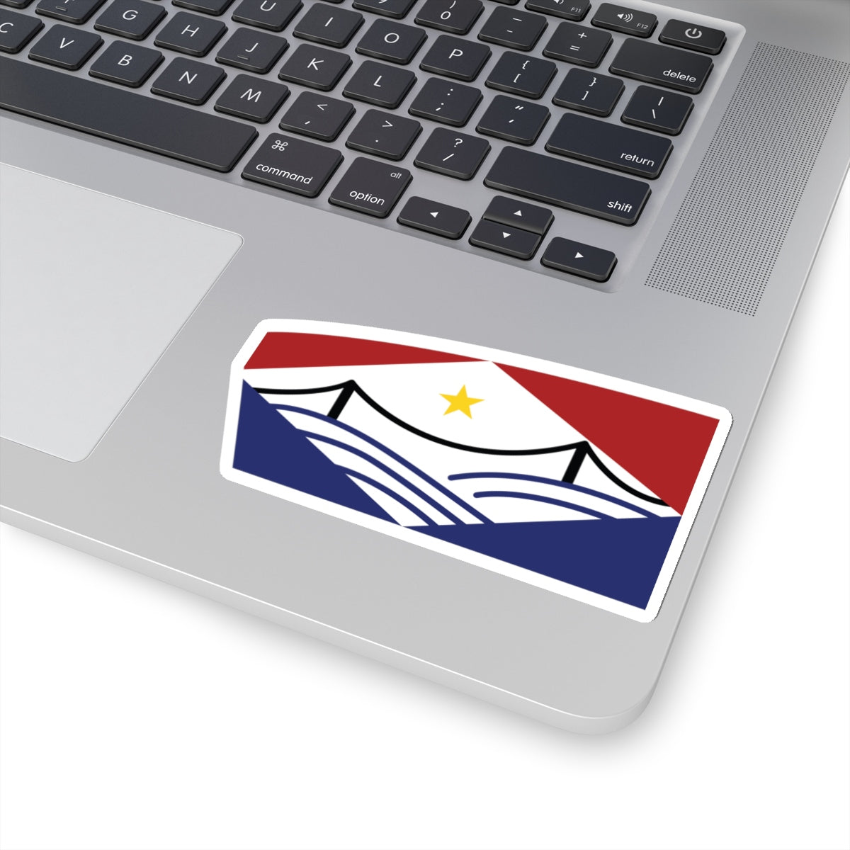 1000 Islands Rowing Club Juniors (Back) Sticker